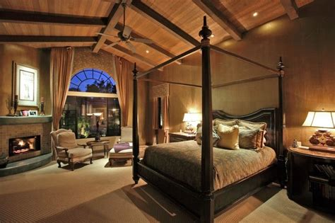 Luxury Master Bedrooms In Mansions   2013 mansion master