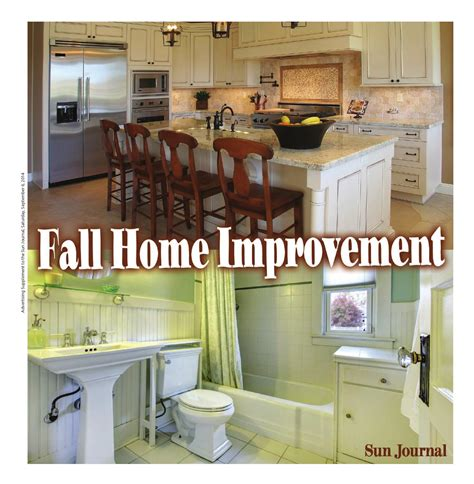 issuu fall home improvement project ideas by sun journal