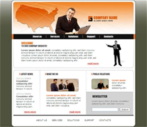 Free Website Templates Free Web Templates Free Web Site Templates Free Web Layouts Tri Free Simple Web Page Templates