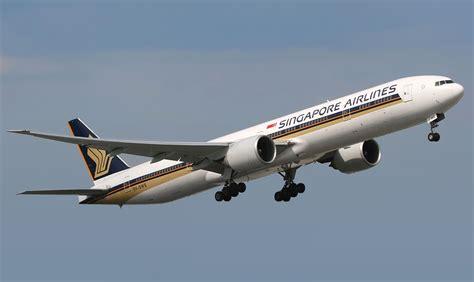 File Holder Singapore Airlines file singapore airlines boeing 777 312er ryabtsev jpg