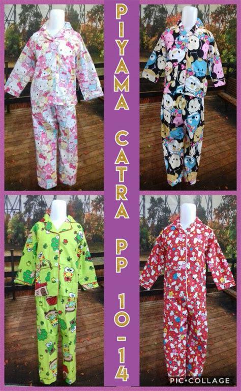 Terbaru Piyama Anak Murah 1 supplier piyama anak terbaru murah surabaya 45ribuan peluang usaha grosir baju anak daster