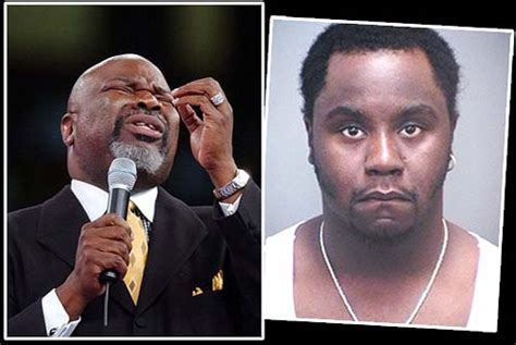 T.D. Jakes son Jermaine Arrested for Spanking The **** out