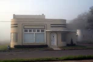 Art Deco Home Art Deco House In The Fog Exquisitely Bored In