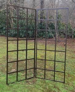 garden trellis metal metal trellis