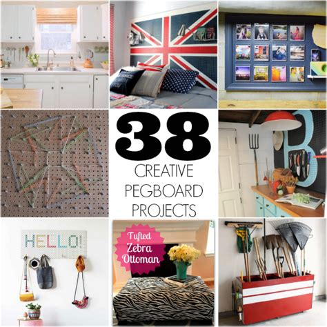 pegboard ideas 38 diy pegboard project ideas c r a f t