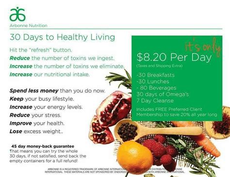 Arbonne 30 Day Detox Cost 65 best arbonne images on arbonne products