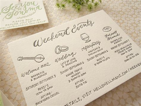 Wedding Invitation Details Card Wording how to add personal details to wedding invitations