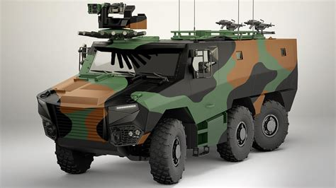 renault trucks defense 19 griffon and 20 jaguar vehicles ordered from nexter