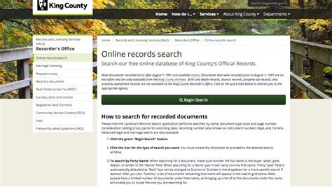 King County Records Office by Big King County Recorder S Office Software Upgrade Did Not
