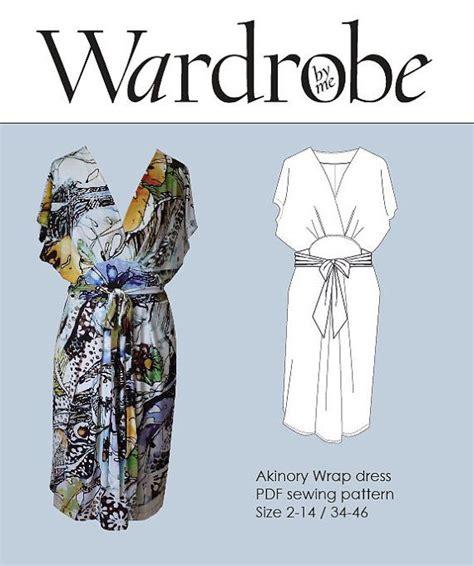 sewing pattern basketball jersey kimono wrap dress pdf sewing pattern wrap dress pdf