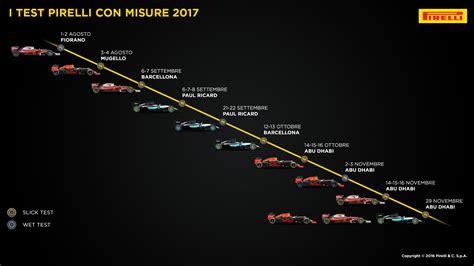Calendario F1 2017 In Formula 1 Le Gomme Pirelli 2017 Largo Alle Maggiorate