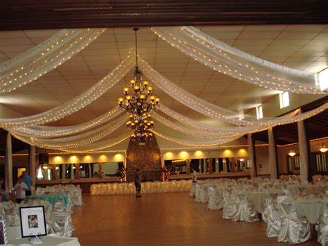 ceiling draping wedding event ceiling decorations party decor specializes in
