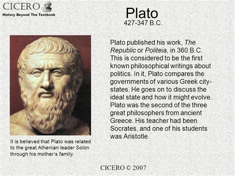 biography plato political philosophers ppt video online download