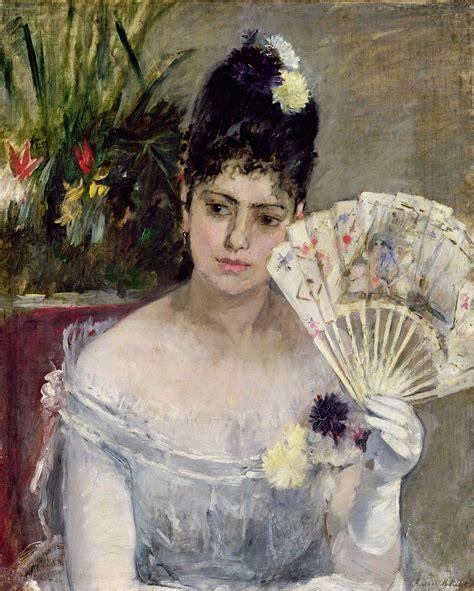La Berthe Morisot by Berthe Morisot La Pintora Impresionista En El Thyssen