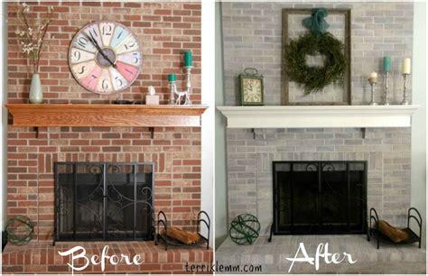 Photo : How To Whitewash Exterior Brick Images. Beige