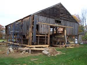 Gambrel Barn Homes barn repair ahlgren and son builders