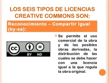 tipos de licencias de microsoft licencias creative commons gloria alarc 243 n