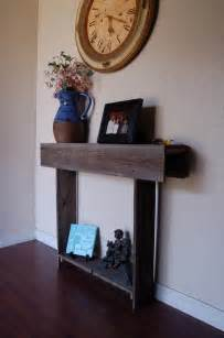 Small Entrance Table Console Table Small Entry Table Tiny Tables