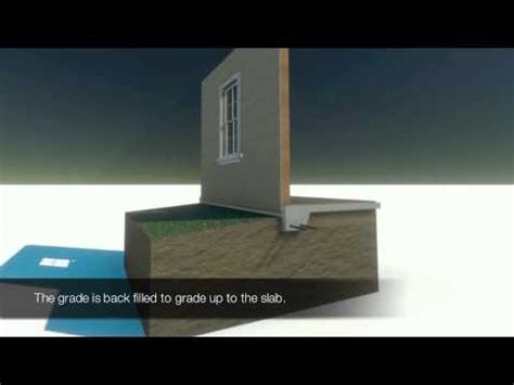 sater design collection monolithic slab foundation youtube