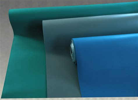 anti static bench mat roll 10m cleanroom antistatic rubber mat 2mm thickness esd