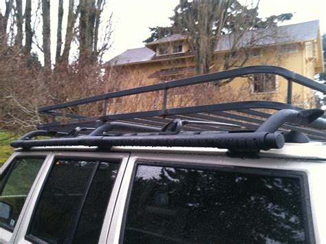 2000 Jeep Roof Rack by Top Hat Roof Rack For Jeep Xj 400 Kirkland