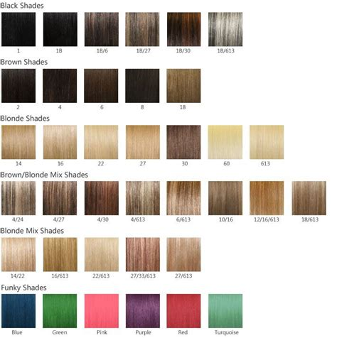 hair dye colors chart the 25 best hair dye color chart ideas on