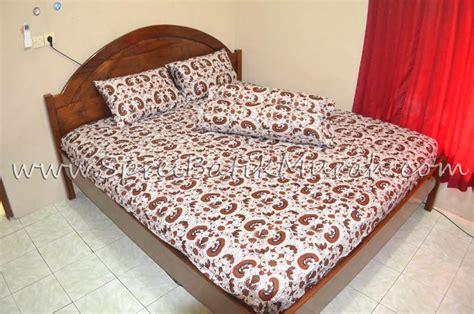 Rivest Batik Jogja 160 X 200 X 20 sprei batik jogja klasik