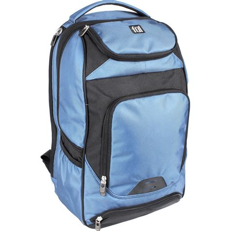 ful coretech lake blue live wire backpack