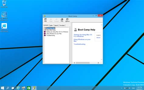 install windows 10 preview on mac how to install the windows 10 preview on a mac pcworld