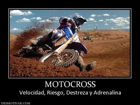 imgenes de amor en moto en toda velocidad desmotivaciones motocross velocidad riesgo destreza y