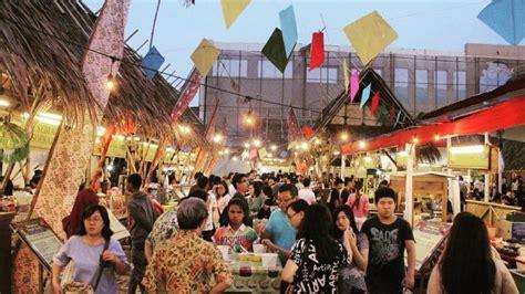 event kuliner jakarta  daftar bazaar makanan