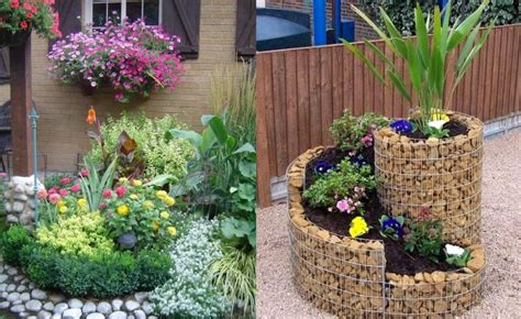 design flower garden pictures 16 stone and flower garden design ideas houz buzz
