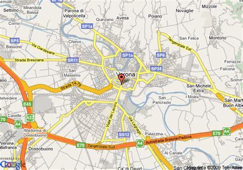 hotel best western firenze verona map of best western hotel firenze verona