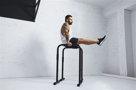 parallette exercises  build  strong  functional
