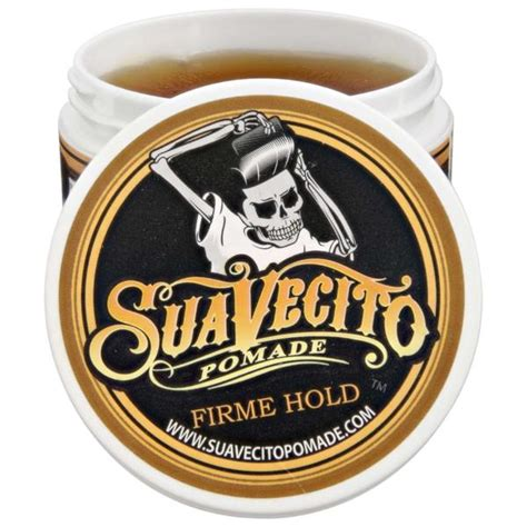 Pomade Suavecito Strong suavecito firme strong hold pomade water based hair