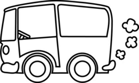 moving van coloring page school bus clipart black and white clipart panda free