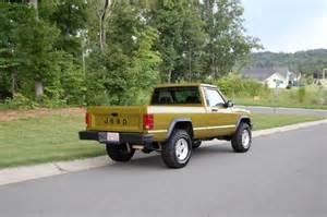 Jeep Comanche 4x4 Conversion Rymanrph S 1990 Jeep Comanche Regular Cab Bed In