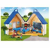 Playmobil 5662 City Life  Ecole Transportable Achat