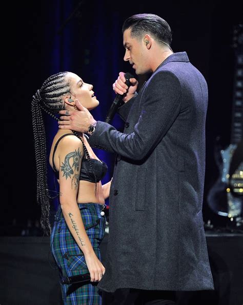 g eazy girlfriend are halsey and g eazy dating popsugar celebrity photo 16
