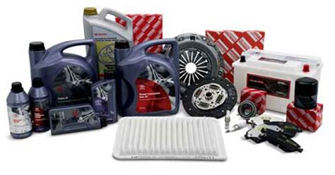 Toyota Genuine Parts Toyota Genuine Products Waterberg Toyota