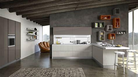 penisola in cucina cucine moderne con penisola
