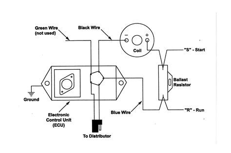mopar electronic ignition conversion wiring diagram html