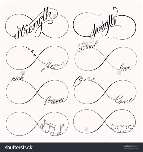infinity symbol template beautiful infinity ideas page 2