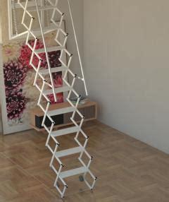 scala da soffitta scala retrattile a soffitto scale retrattili per soffitte