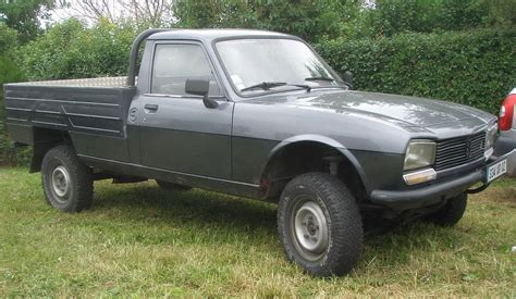 peugeot 4x4 cars peugeot 504 dump bed 4x4 let s roll