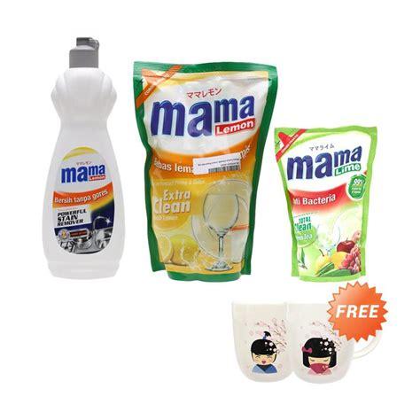 Sabun Cuci Piring Bersih Kesat Cepat Kering Anti Bakteri Harga Brsaing jual paket lemon lemon power stain botol 500 g lemon ekstrak lemon pouch