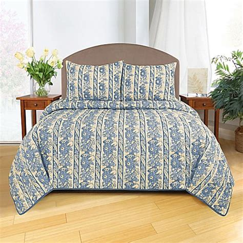 b smith bedding park b smith le flaive quilt bed bath beyond