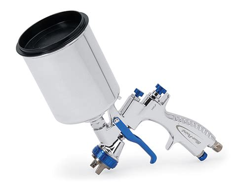 Spray Gun, Full Size, HVLP, 1.5 mm tip, (Blue Point®)