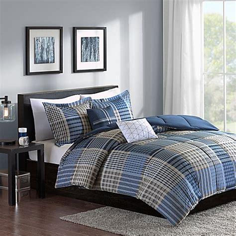 cozy soft comforter cozy soft 174 corey reversible comforter set bed bath beyond