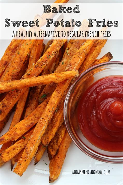 baked sweet potato fries this recipe works